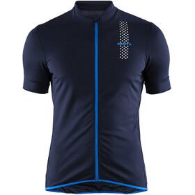 Craft Rise - Maillot manches courtes Homme - bleu